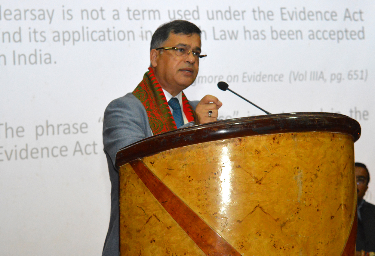 Second Late Jatindra Mohan Chaudhuri Law Lecture